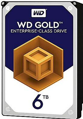Western Digital Gold 6TB ,intern ,7200RPM ,128MB Cache ,WD6002FRYZ