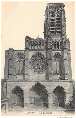 02-Soissons-La Cathedrale-N°436-D/0233