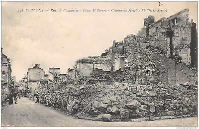 02-Soissons-Bombardement-N°436-F/0009