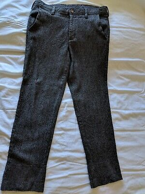 Undercover Japan wool trousers size 5
