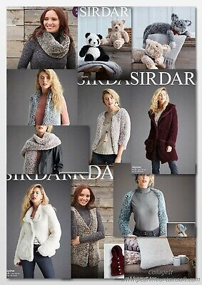 Sirdar Alpine Patterns OUR PRICE: £2.90