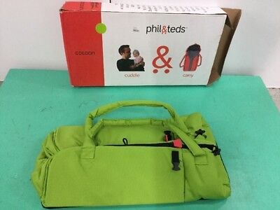 phil and teds cocoon In Apple Green Ebay 210