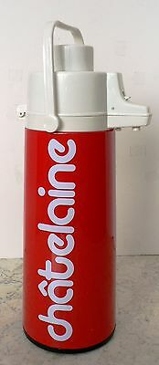 Vintage CHATELAINE Drink Dispenser Beverage Container Thermos EXCELLENT!