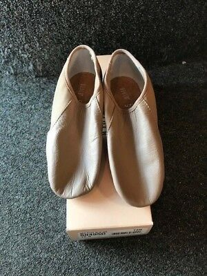 NIB Bloch Neo-flex Jazz Shoe Tan- Child and Adult Sizes