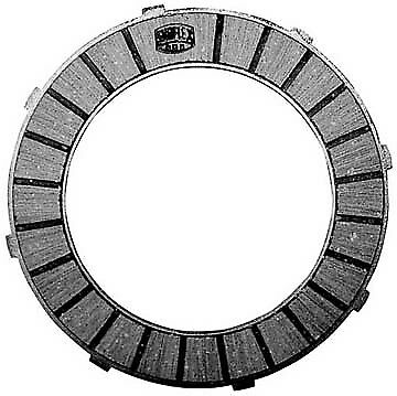 67-3857 - Genuine Surflex Friction Clutch Plate - BSA C10, C11, B31, B32 - 91322