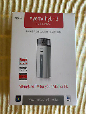 eye tv hybrid, All in One TV for your Mac or PC