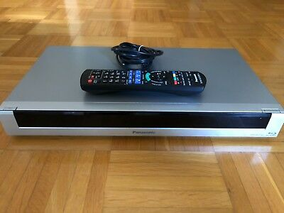 Panasonic DMR-BST735 3D Blu-Ray Recorder mit Twin Tuner