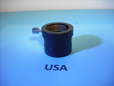 "Telescope eyepiece adapter 1.25 inch to 0.965 "" or 32 mm to 25 mm scope .965 .96"