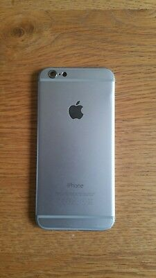 iPhone 6 Housing / Case / Battery Cover Space Grey