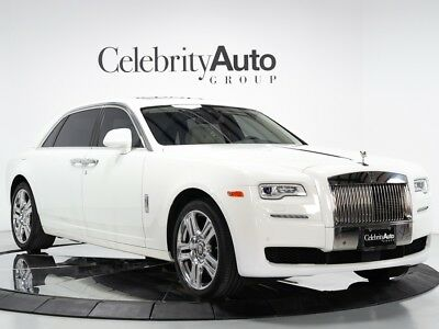 Ghost EWB White/White $387K MSRP 2015 ROLLS ROYCE GHOST EWB $387K MSRP WHITE/WHITE