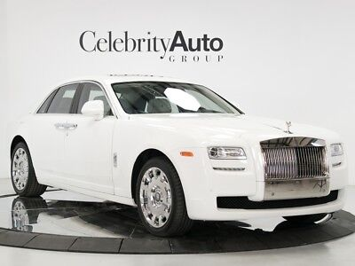 "Ghost ""ONLY $1,358.58 Per Month"" * 2014 ROLLS ROYCE GHOST WARRANTY GOOD TIL 10/31/2018"