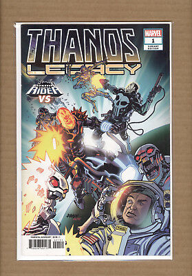 Thanos Legacy #1 Donny Cates Cosmic Ghost Rider Variant Marvel Comics Nm