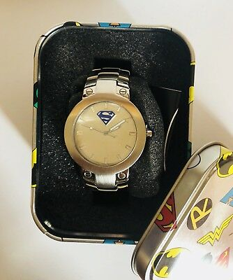 Warner Bros Watch Collection Superman