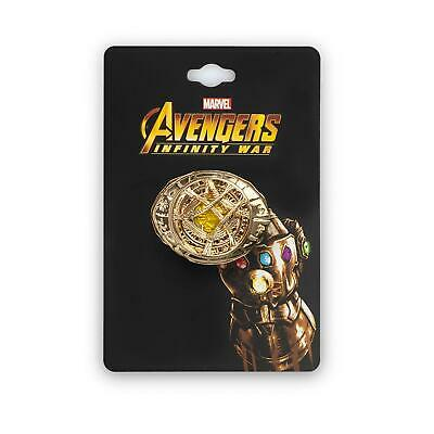 Marvel Doctor Strange Eye of Agamotto 3D Collector Pin