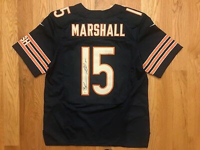 brandon marshall signed jersey