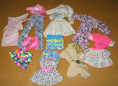 Barbie Clothes Modern Lot of 10  Separates Sets