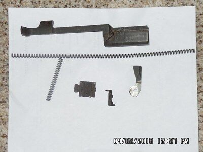 M1 Carbine Slide Modifed For M1 & 2 With Hammer, Rearsite, Mag. Catch,