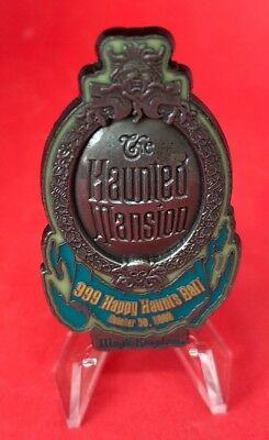 Disney Haunted Mansion . 999 Happy Haunts Ball Limited Edition Of 2000