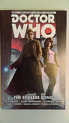 TITAN COMICS Graphic Novel Trade Paperback DOCTOR WHO The Endless Song TENTH DR