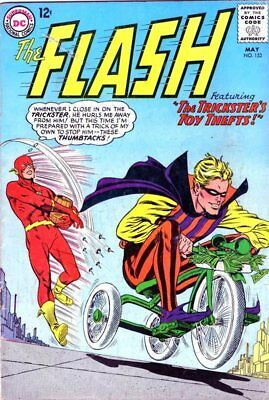 Flash #152 DC Comics Trickster appearance Silver Age NO RESERVE