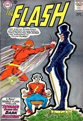 The Flash #151 DC Comics Golden Age Flash appearance Silver Age NO RESERVE