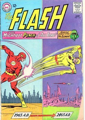 The Flash #153 DC Comics Reverse Flash appearance Silver Age NO RESERVE