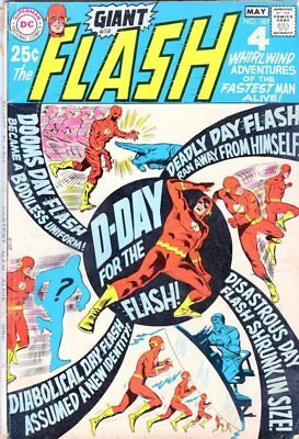 The Flash #187- HUGE DC SILVER AGE COLLECTION No Reserve-Silver Age-NO RESERVE