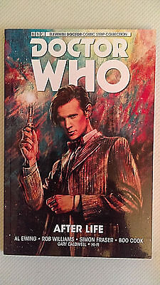 TITAN COMICS Graphic Novel Trade Paperback DOCTOR WHO After Life 11th DR
