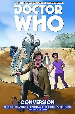TITAN COMICS Graphic Novel Trade Paperback DOCTOR WHO Conversion 11th DR