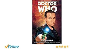 TITAN COMICS Graphic Novel Paperback DR WHO Doctormania 9th DR.