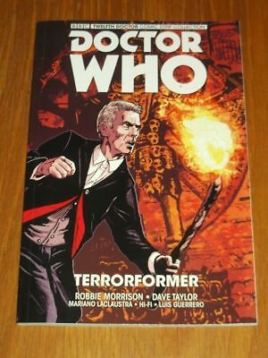 TITAN COMICS Graphic Novel Paperback DR WHO Terrorformer