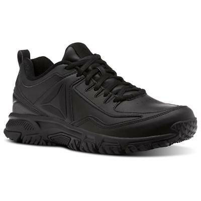 New Reebok Mens Ridgerider Leather 4E