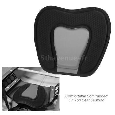 Comfortable Soft Padded On Top Seat Cushion Pad for Kayak Canoe Fishing A1W8
