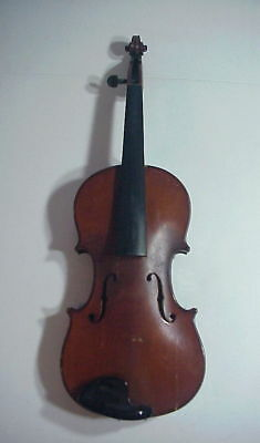 Antique EDUARD REICHERT DRESDEN 1912 VIOLIN