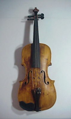 Antique HOPF Full Size GERMAN VIOLIN