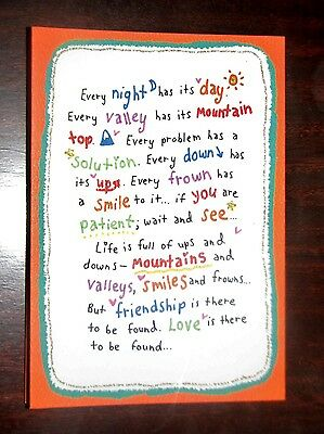 Blue mountain arts greeting card every problem has a solution b2go blue mountain arts greeting card every problem has a solution m4hsunfo