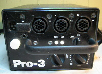 Profoto Pro-3 Power Pack 2400 --Untested