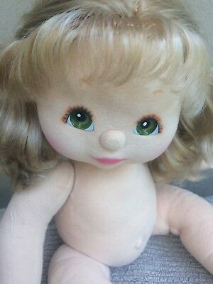 My Child Doll ~ Beautiful Ash ?Ringlet Pony Tails ~ Canadian ~ Please Read.
