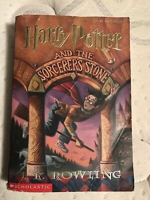 Harry Potter Complete Book Set Years 1-7