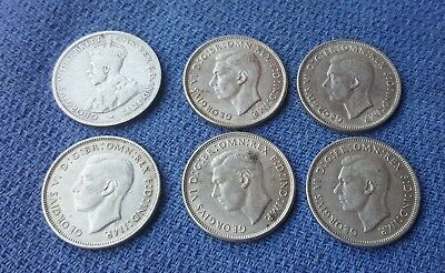 Brittain's First Decimal Coins  Carded And In Original Wallet (Item 6)