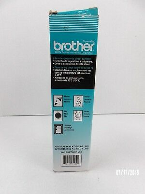 Genuine Brother PC-402RF Fax Ribbon Toner Refill Roll ** ONLY ONE ROLL **