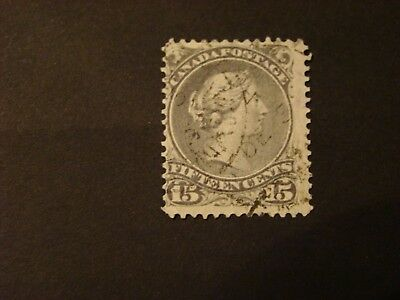 canada used Large Queen #29 sweet piece
