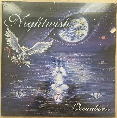 NIGHTWISH Oceanborn 2-LP Vinyl The Gathering, Epica, Tarja Turunen, HIM, Xandria