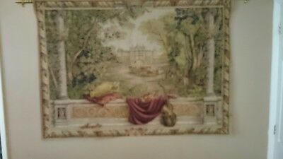 Large Buckingham Tapestry
