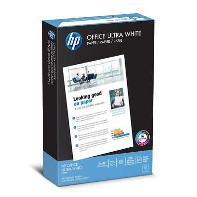 HP Printer Paper, Office20, 11 x 17, Ledger, 92 Bright, 500 Sheets / 1 Ream