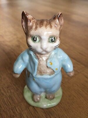 Beatrix Potter 'Tom kitten' Statue *Mint*