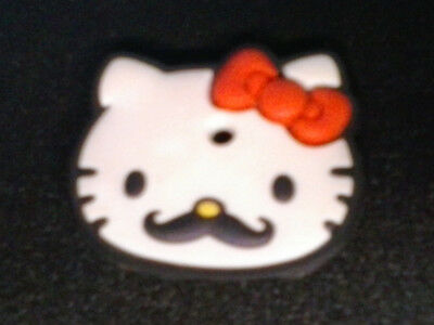 """Hello Kitty"" key cap, slot measures 13/16"" to fit key, LQQK!!"