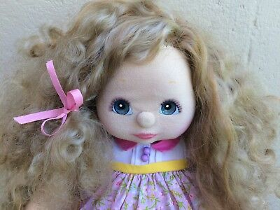 My Child Doll ~ '88 Ash Side Part Ringlet ~ Floral ABC Dress/Shoes ~ Stunning!