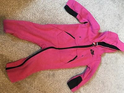 Nike All In One Tracksuit Girls