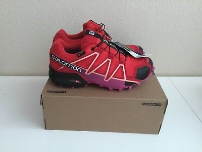 SALOMON SPEEDCROSS 4 GTX W Damen Trailrunnig Schuhe Gr